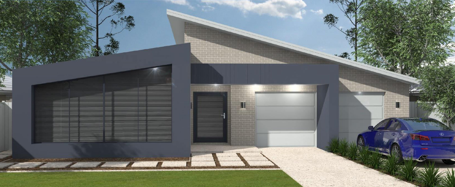 New trend homes tasmania new home builders devonport for Trends in new homes